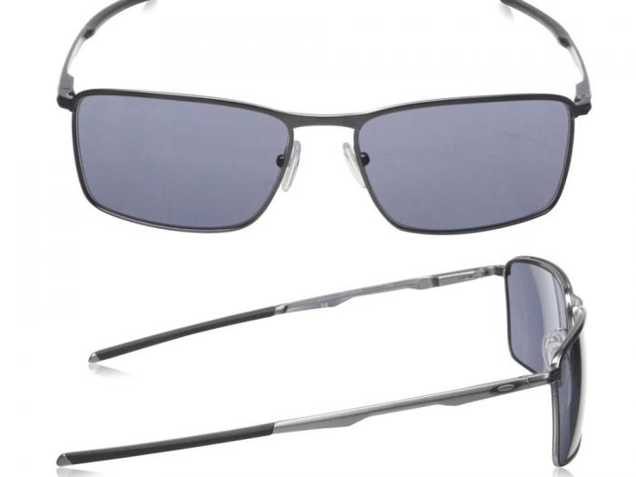 Oakley Conductor 6 In Lead Grey With Grey Lenses OO4106_06