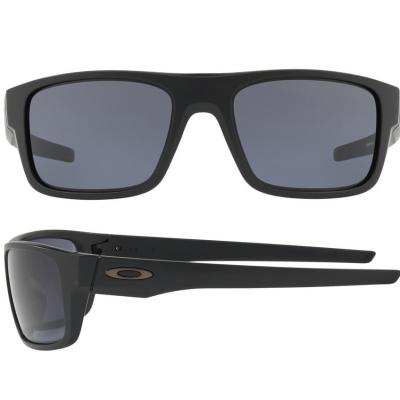 Oakley Drop Point Sunglasses Oo9367 Matte Black Frame With