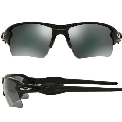 Oakley Flak 2.0 XL In Matte Black With Iridium Black Lenses OO9188-01