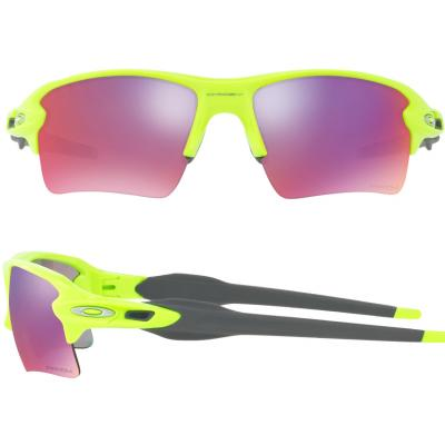 Oakley Flak 2.0 XL In Retina Burn With Prizm Road Lenses OO9188-71