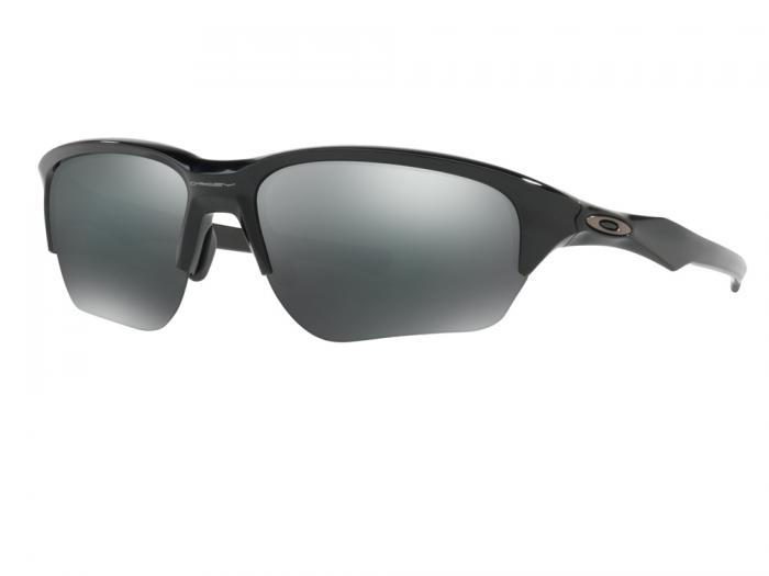 Oakley Flak Beta In Matte Black With Grey Lenses OO9363-01
