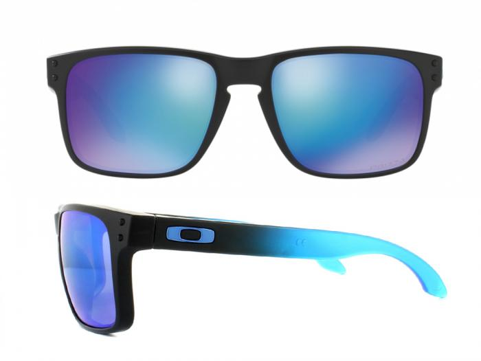 cd97893bac Oakley Holbrook In Sapphire With Prizm Sapphire Polarised Lenses OO9102-D2