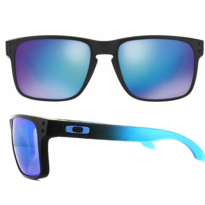 Oakley Holbrook In Sapphire With Prizm Sapphire Polarised Lenses OO9102-D2
