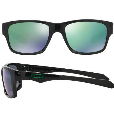 e590d2401a Oakley Jupiter Squared In Polished Black With Iridium Jade Lenses OO9135-05