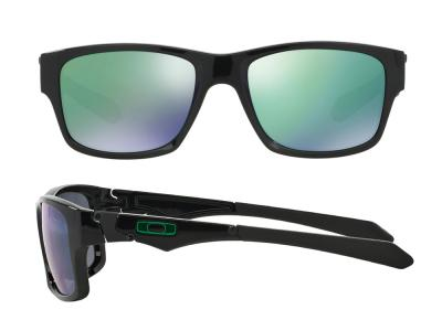 93481f1ee2 Oakley Jupiter Squared In Polished Black With Iridium Jade Lenses OO9135-05