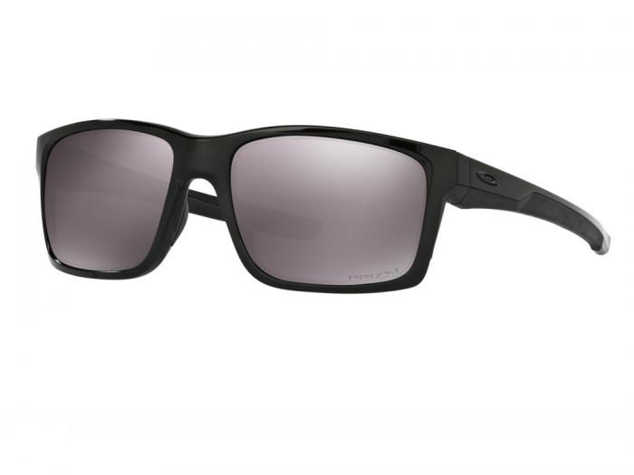 d76199d0c85d Oakley Mainlink In Polished Black With Grey Prizm Daily Polarised Lenses  OO9264-08