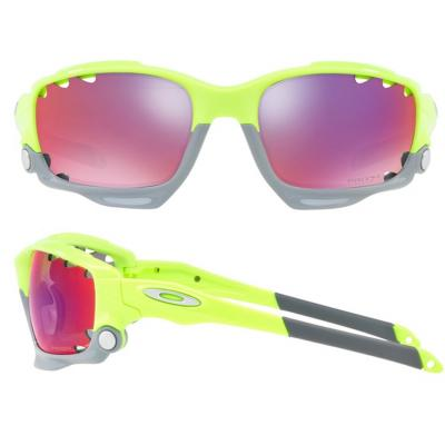 Oakley Racing Jacket In Retina Burn With Prizm Road Lens OO9171-39