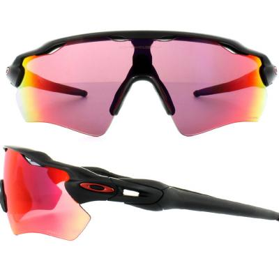 Oakley Radar EV Path In Matte Black With Prizm Road Lens OO9208-46