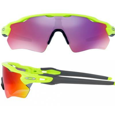 Oakley Radar EV Path In Retina Burn With Prizm Road Lens OO9208-49