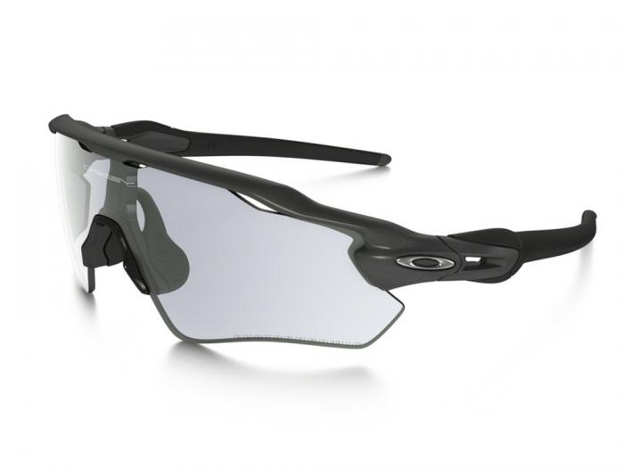 4132507ac4 Oakley Radar EV Path OO9208 In Steel With Iridium Photochromic Lens
