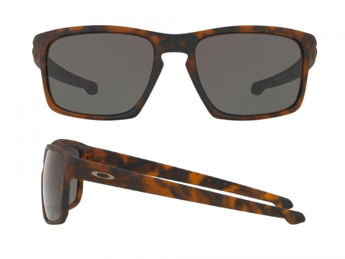 d26c3fdafc Oakley Sliver In Matte Havana Tortoise With Warm Grey lenses OO9262-03