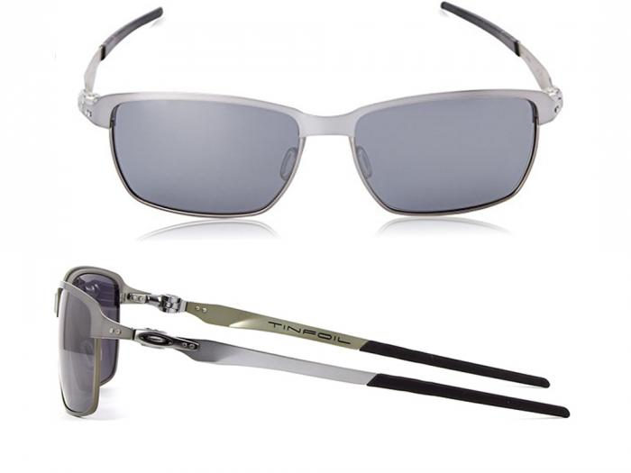 Oakley Tinfoil Sunglasses Review By Alphasunglasses