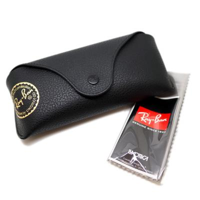 Ray Ban Black Sunglasses Hard Case