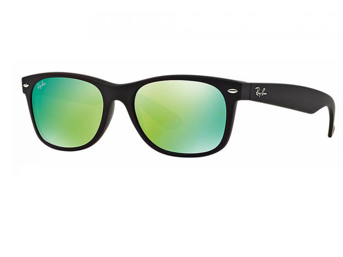 Ray Ban New Wayfarer Limited Edition Sunglasses Rb2132 In