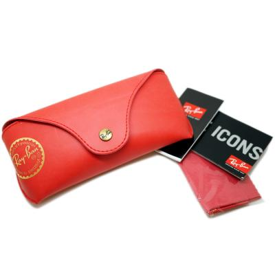 Ray Ban Red Sunglasses Hard Case - Luxury
