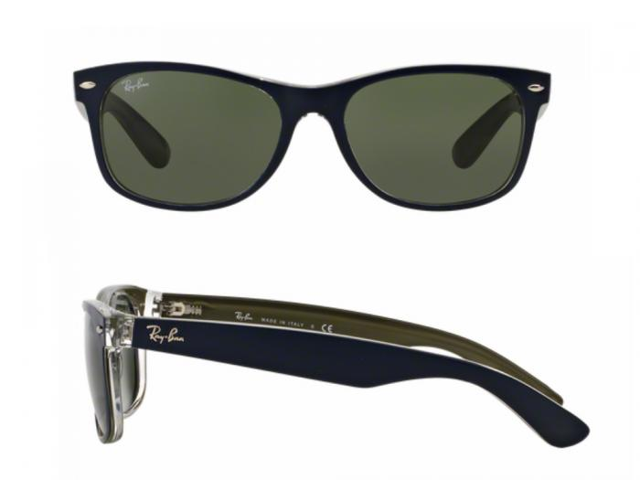07502fa3a Ray-Ban New Wayfarer Sunglasses Reviews from AlphaSunglasses