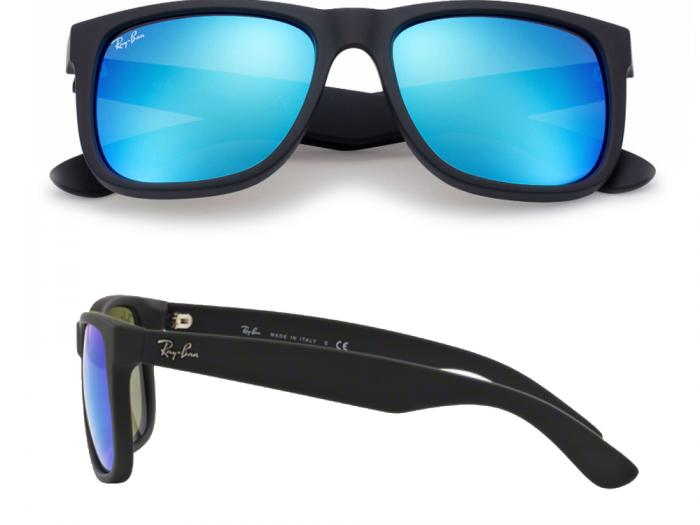 26d1de54fc Ray-Ban Justin Sunglasses Reviews from AlphaSunglasses