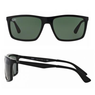 rb4228_601_71_shot2 Ray-Ban RB4228 Black with Green Lenses