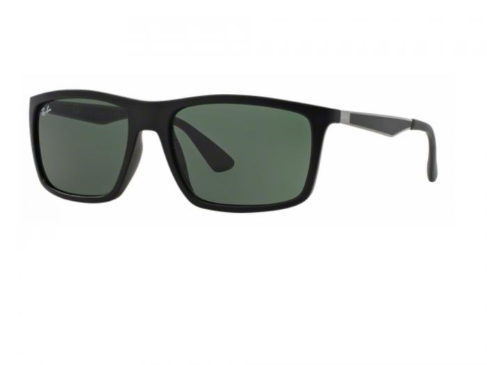 rb4228_601S71_tq Ray-Ban RB4228 Matte Black with Green Lenses