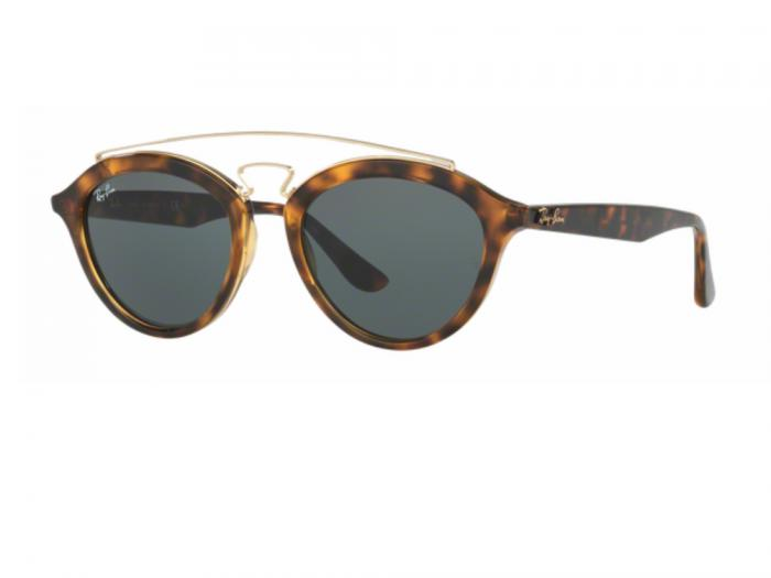 rb4257_710_71_tq Ray-Ban Gatsby II Havana Dark Green